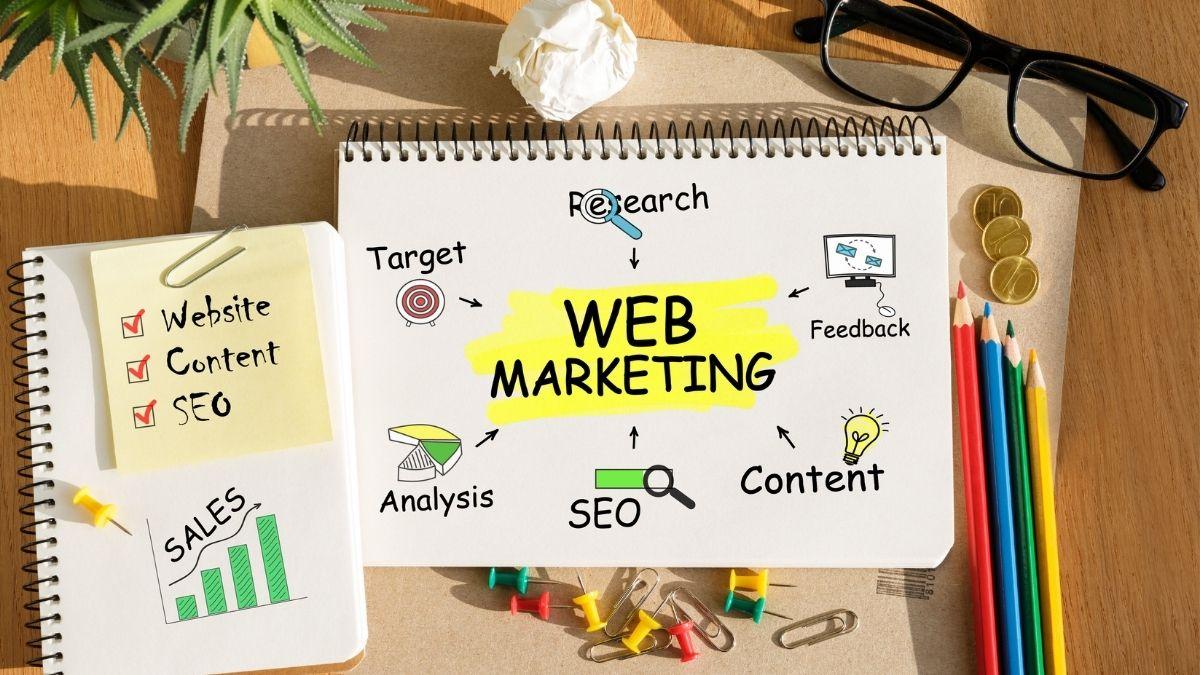 Web Marketing in cornwall