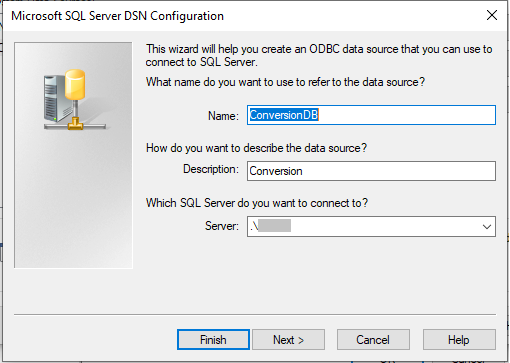 configure data source next-17
