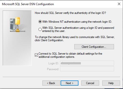 configure data source next2-18