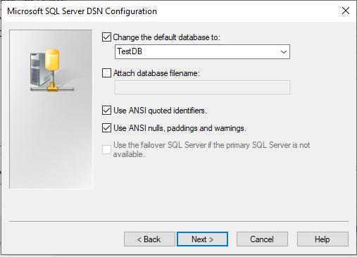 configure data source next3-19