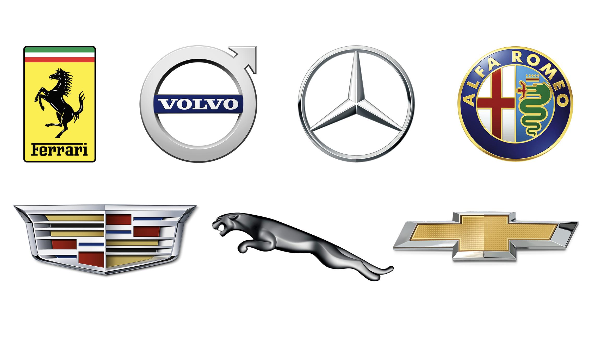 5 Most Famous Car Brands