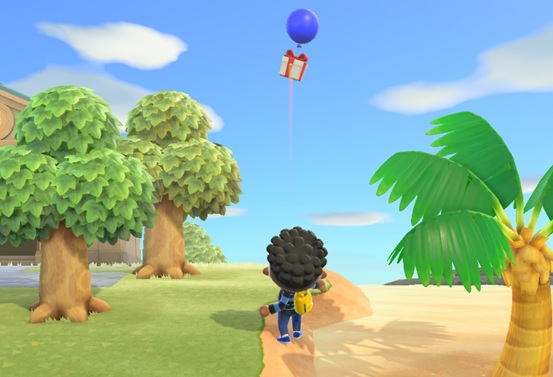 Animal Crossing New Horizons Balloons Color Guide
