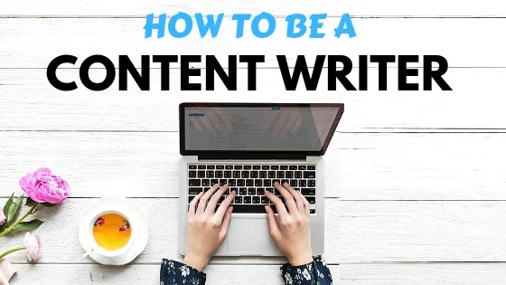 Become a Content Writer