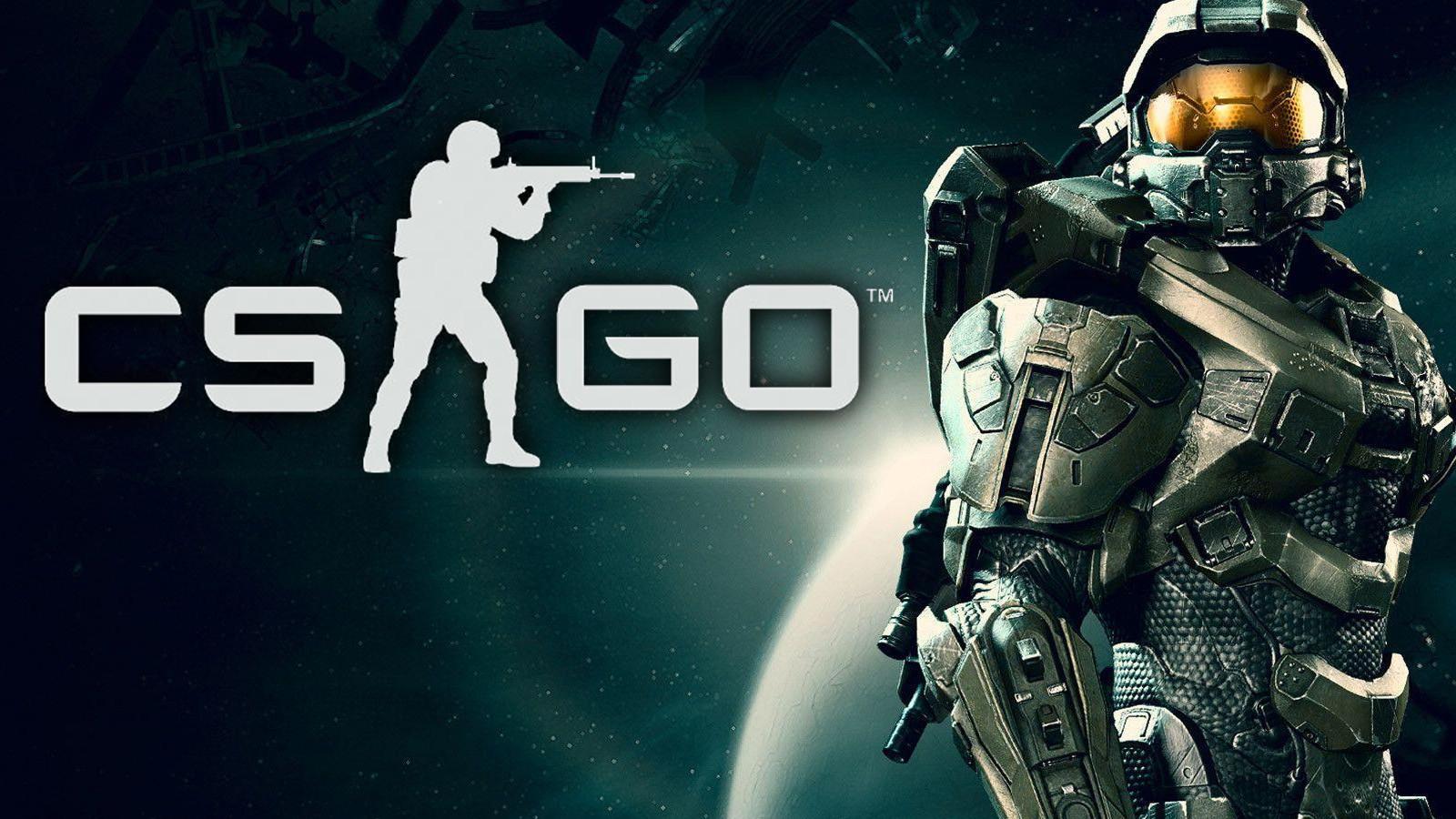 CSGO Halo Stickers