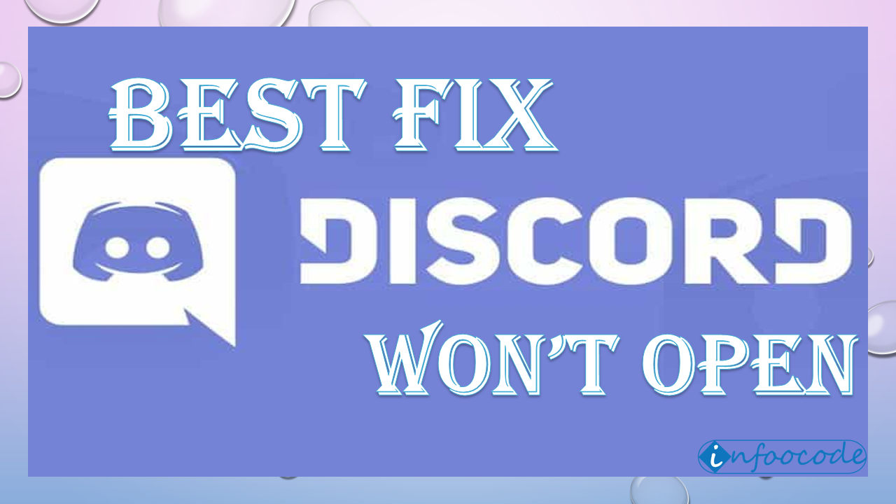 Discord Got Struck and Doesn't Open