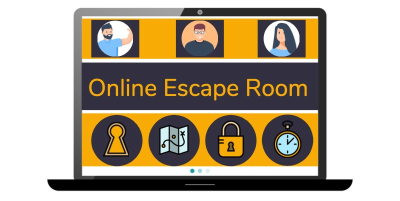 For Online Escape Rooms