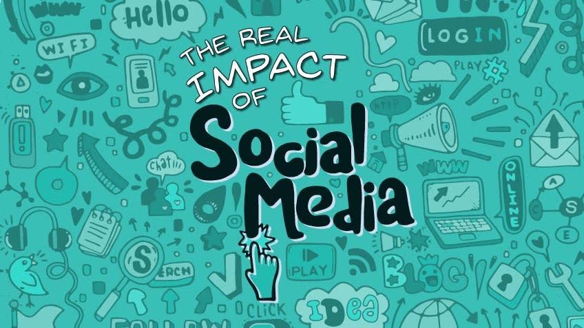 Social Media Affect Our Lives