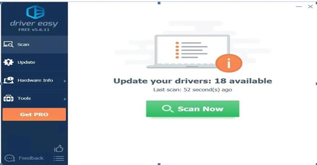 To update Drivers