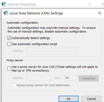 proxy server for your LAN