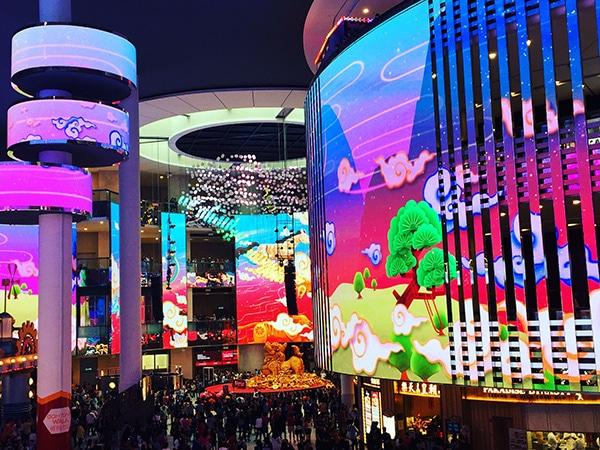 Creative LED Display