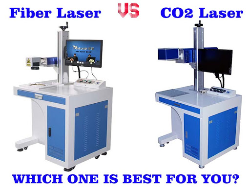 Difference Between Fiber And CO2 Laser Marking