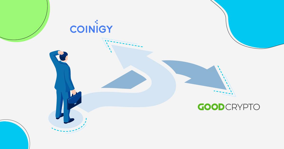 Good Crypto Vs Coinigy