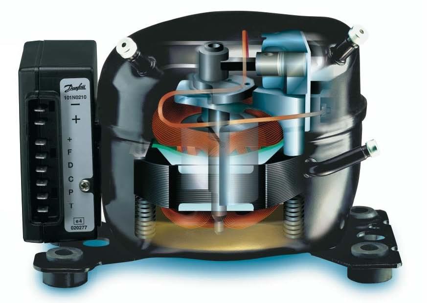 Refrigeration Compressors Work