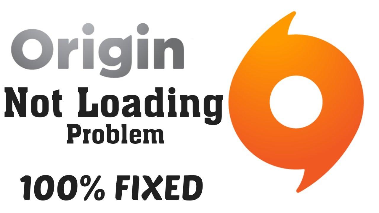 Resolve Origin Not Loading issue