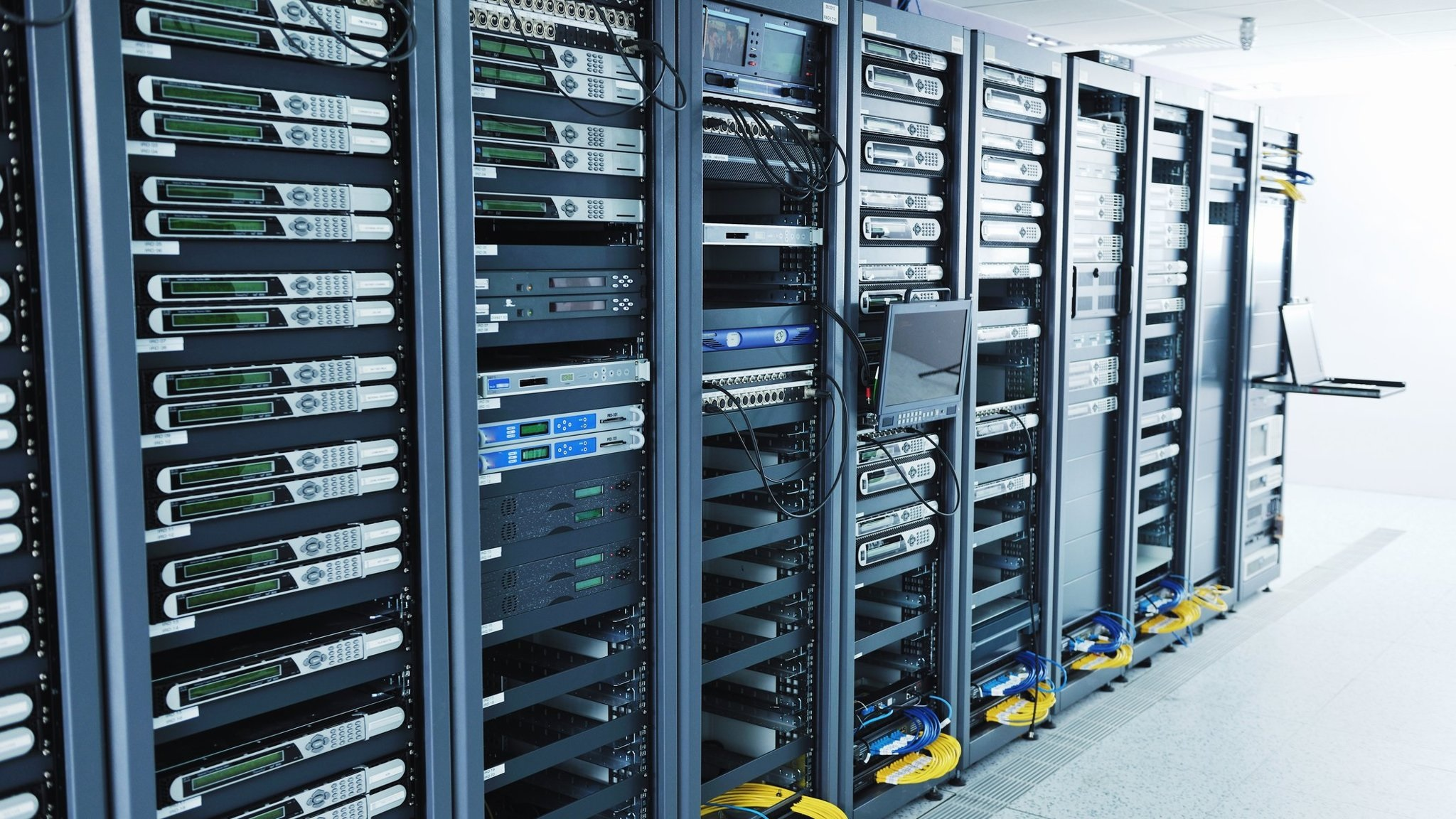 Storage Facility Service for Tech Companies