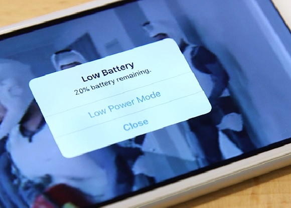 Switch power mode easily