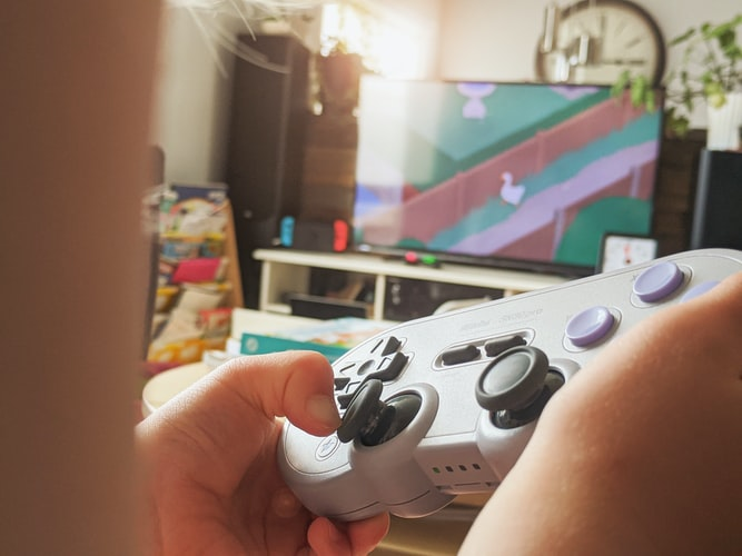 prevent video games obsession