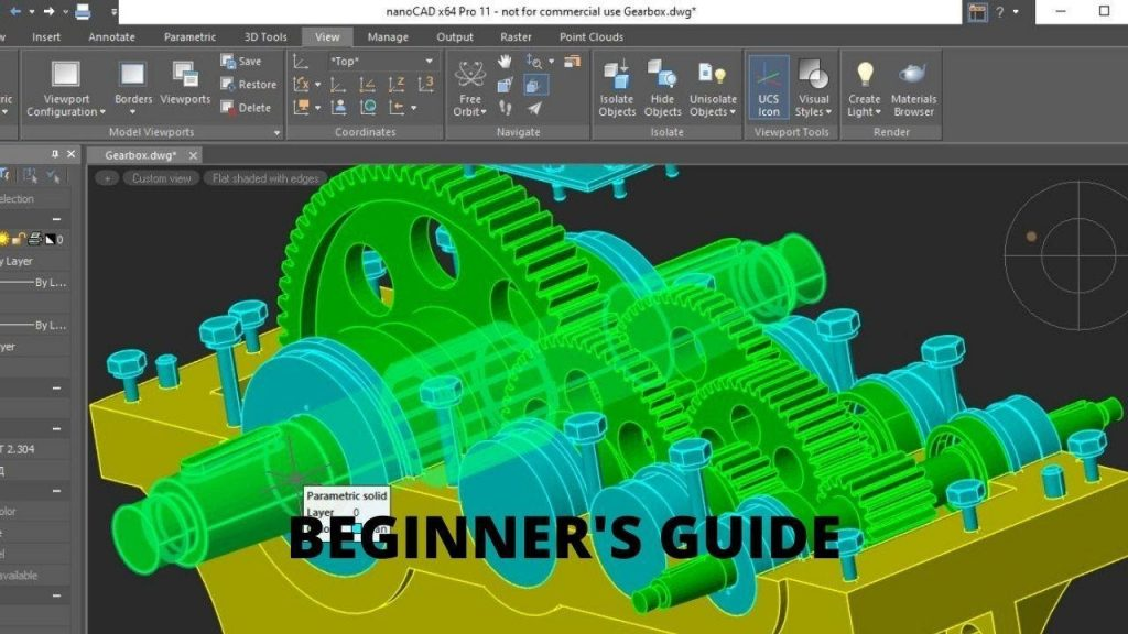 A Beginner's Guide To CAD Technology