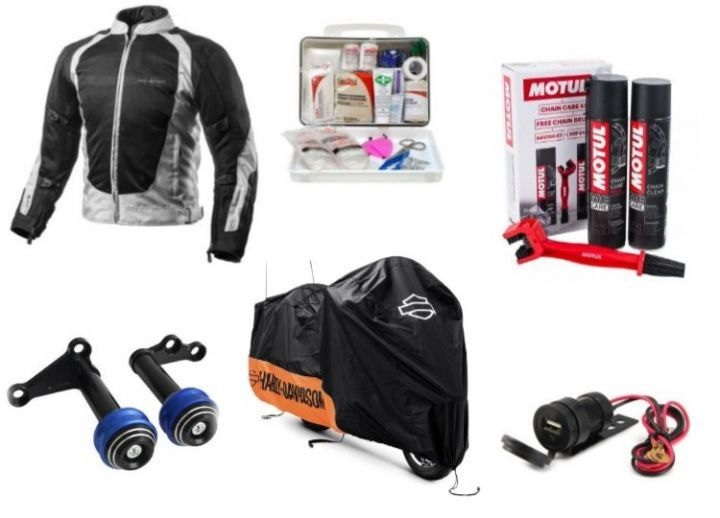 Best Motorcycle Safety Accessories and Gear