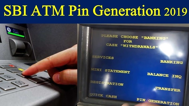 Changing the Pin in the ATM