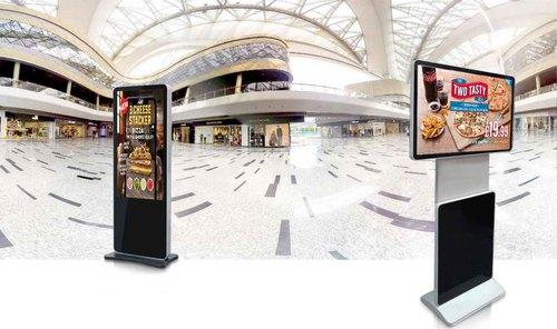 Digital Kiosk Advertising