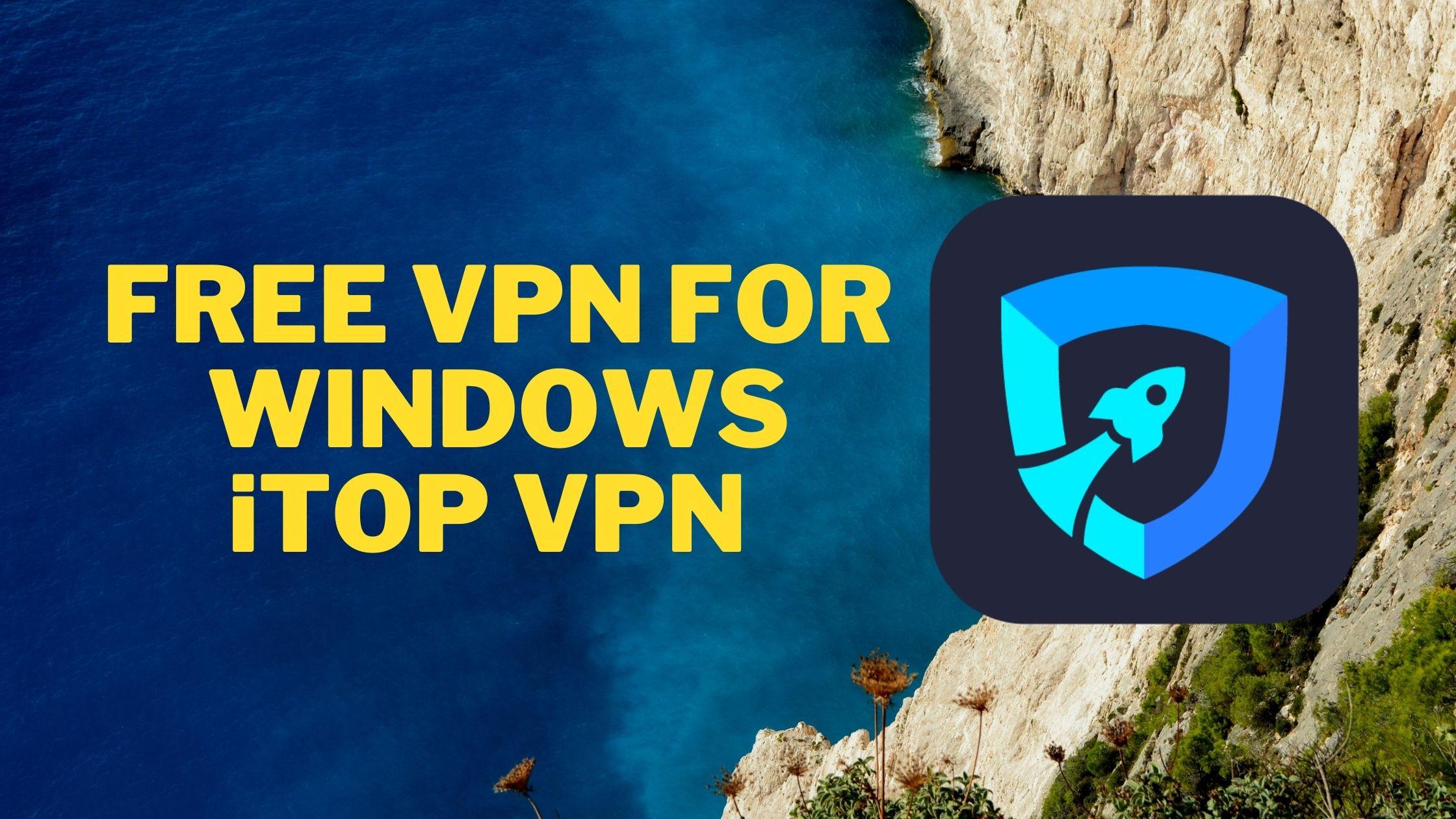 FREE VPN for windows-