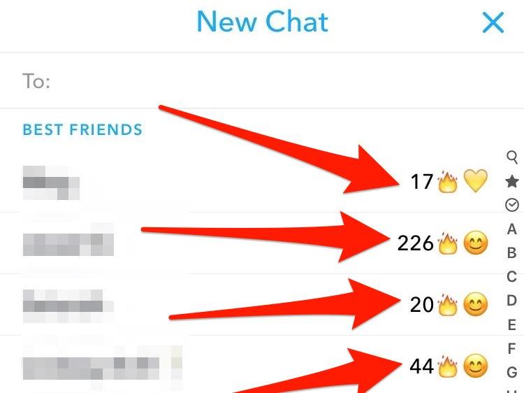 Increasing the Snapchat Streak