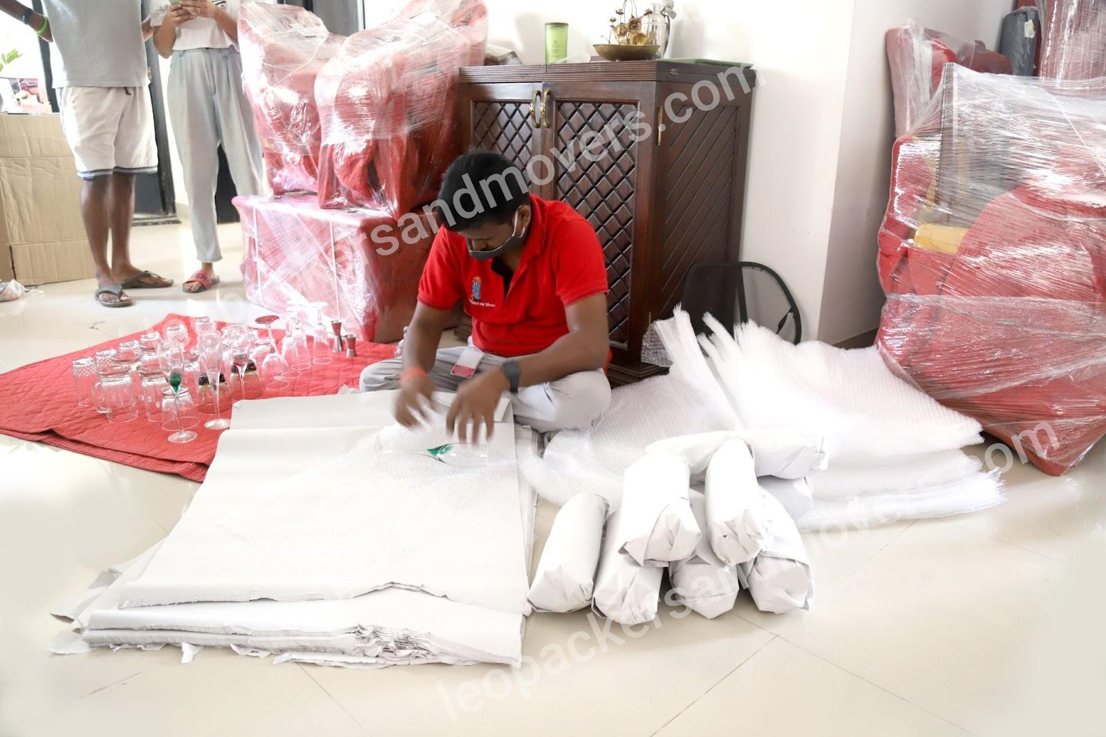 Invest in High Quality Packing Materials