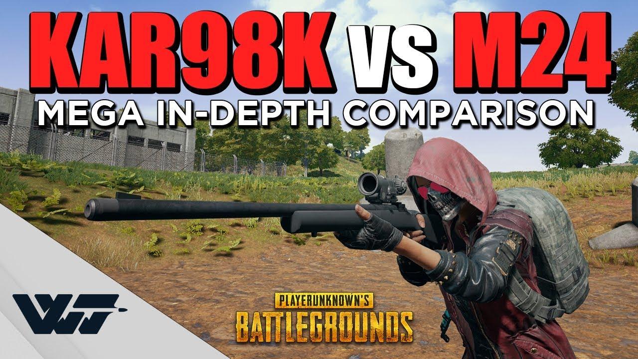 Kar98 vs. M24