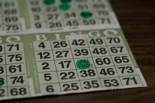 Virtual Online Bingo