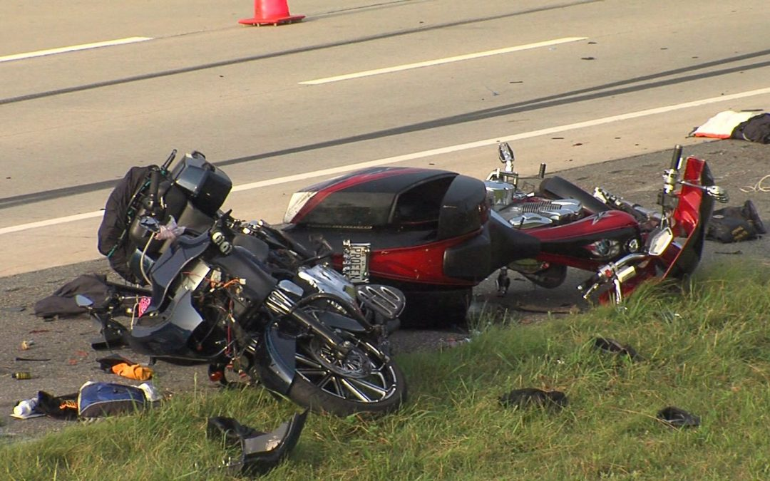 Common Causes of Motorcycle wrecks