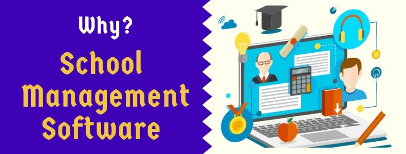 Schools Use School Management Software