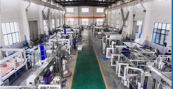 SinoPAK machinery