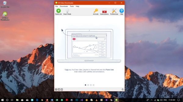 Desktop Application 1