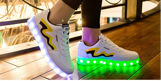 Factors to consider before buying led shoes