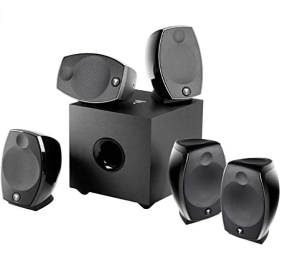 Focal Sib Evo surround sound system