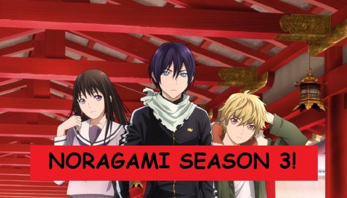 Noragami Season 3