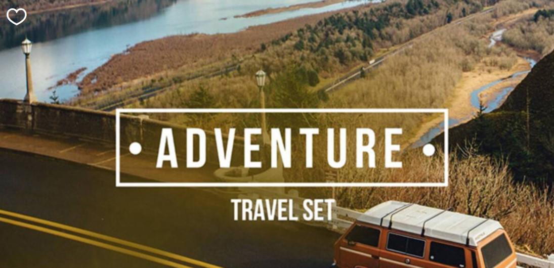 Travel Adventures Pack