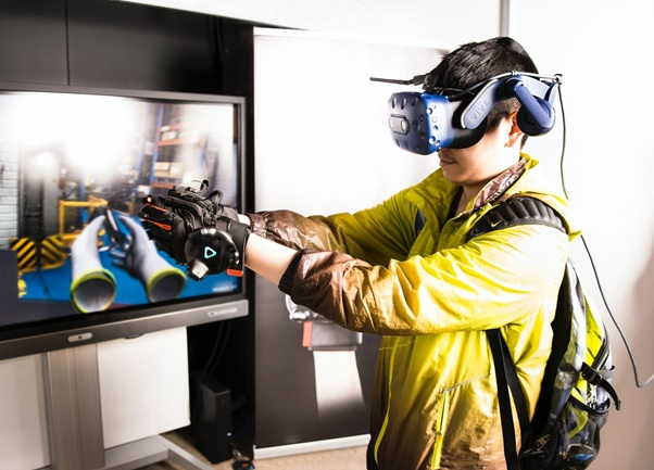 VR Coming in the Gaming World 1