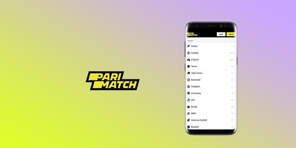 Parimatch Mobile Sports